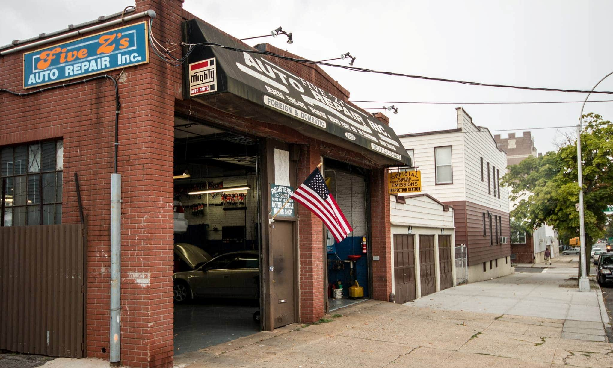 Five Zs Auto Repair Inc Glendale NY