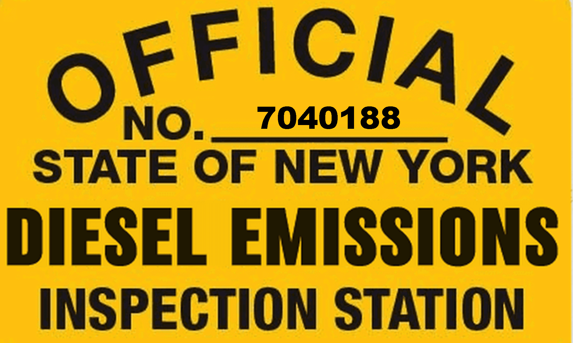 NYS Diesel Emissions Station Glendale NY