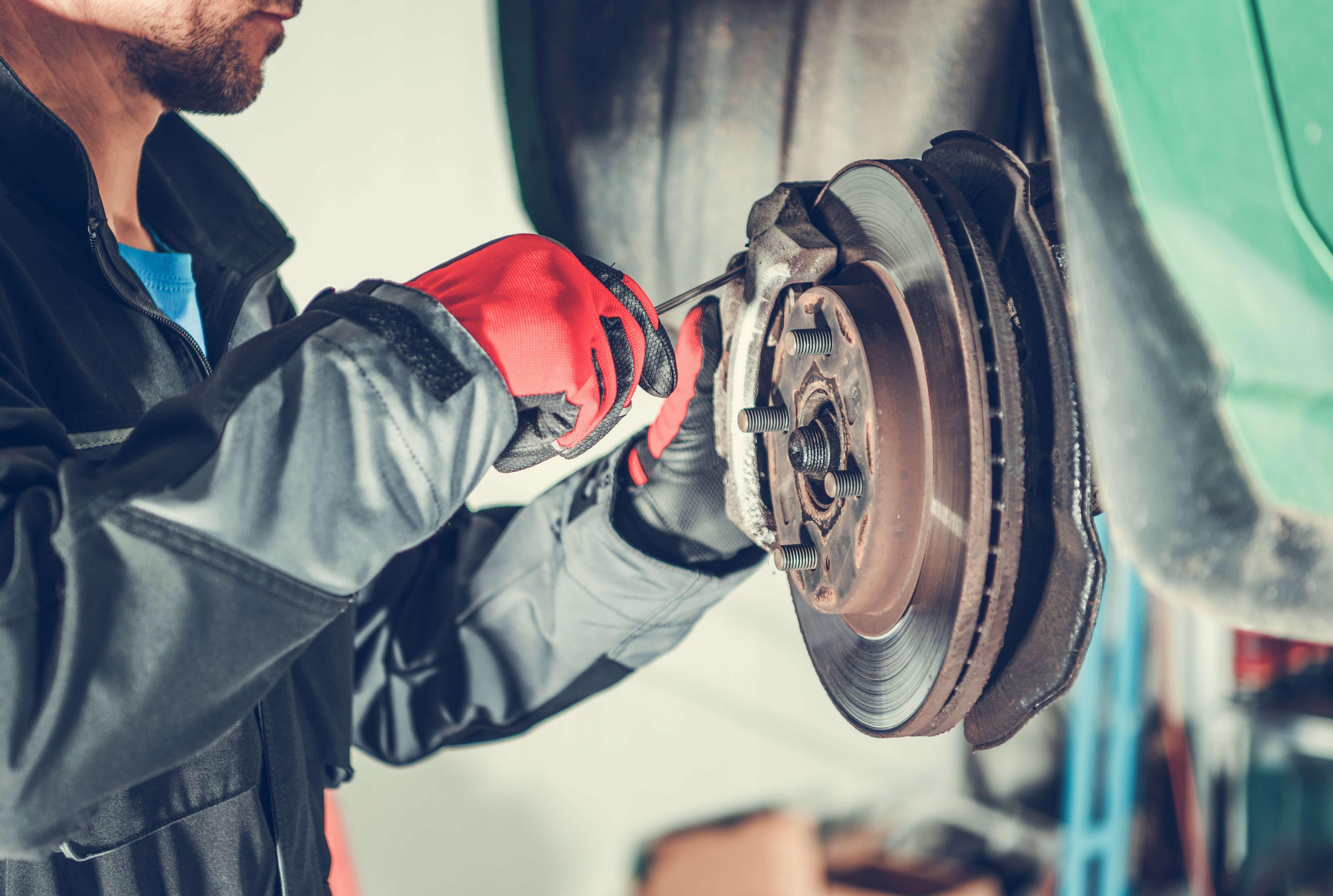 Brake System Service and Repair