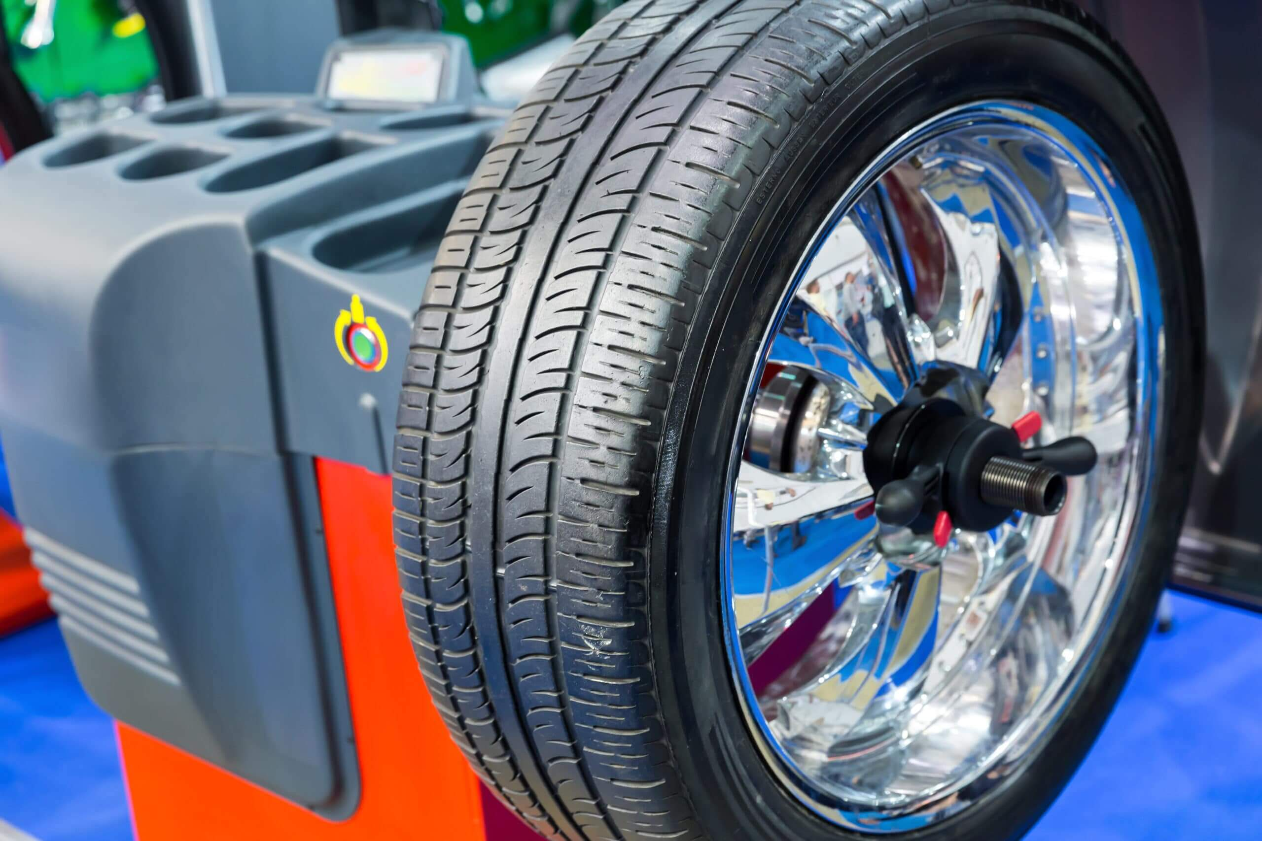 Auto Repair and Maintenance - Tire and Wheel Services