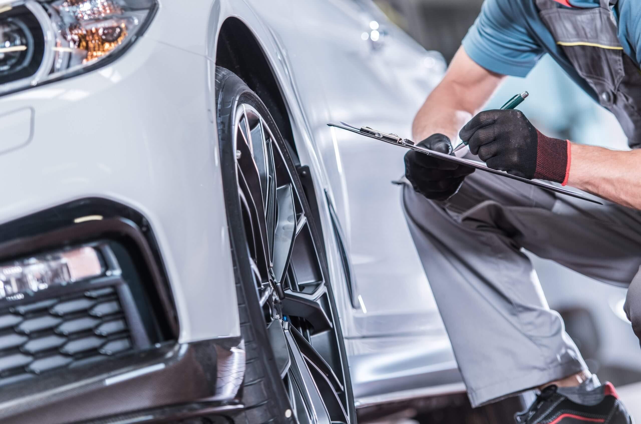 Auto Inspection Services